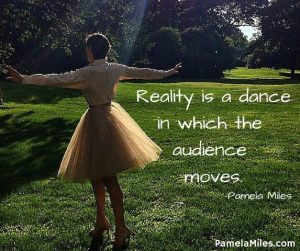 Reality Dance of Creation